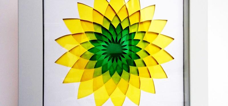 Paper Cutting Cupo-Matahari