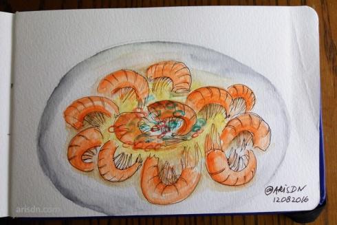 udang-rebus