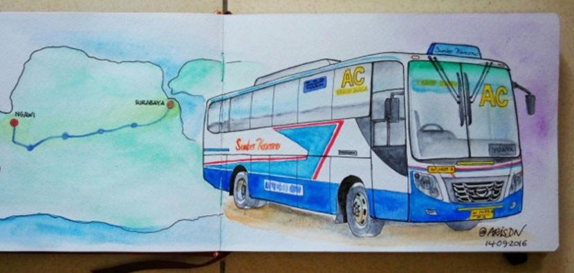 Bus Sumber Kencono