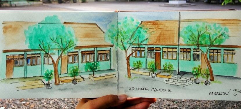 SDN Grudo 3,Ngawi