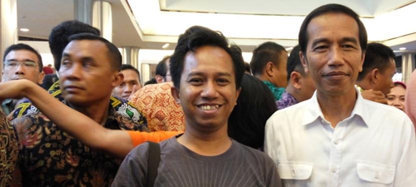 Jokowi and me