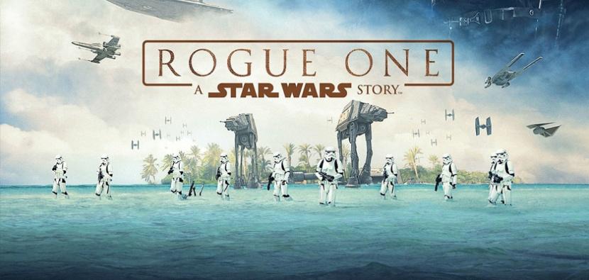 Resensi Awam: Rogue One, A Star Wars Story.