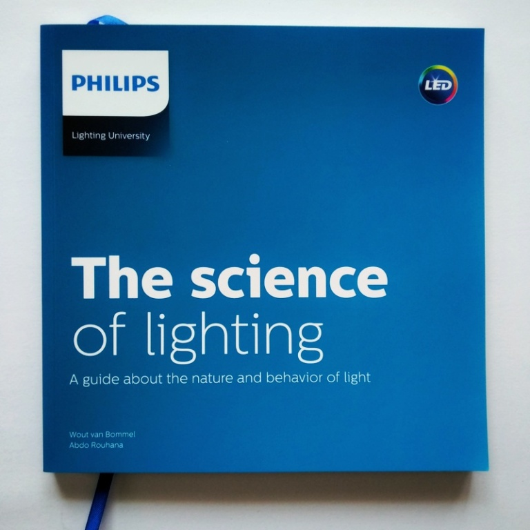 The Science of Lighting cover book