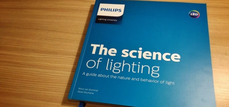 "An ordinary review of ""The Science of Lighting"" book."
