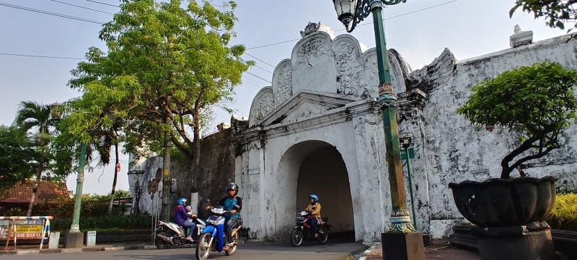 Plengkung Gading, Yogyakarta.